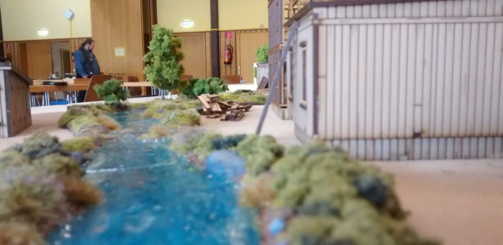 Dead Man's Hand: Dead Man's River hinter Dead Man's House
