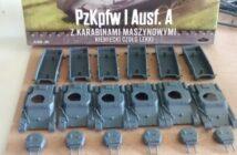 Early War: Panzer Ia und Kfz. 13/14 für meine 20mm-Armee
