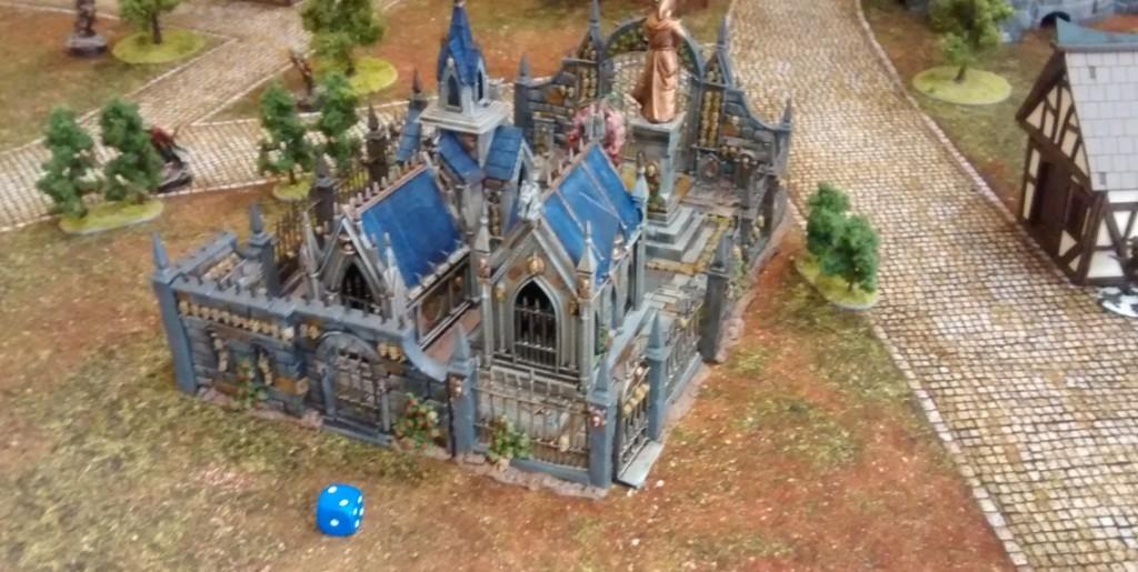 Frost Grave: da grave yard...