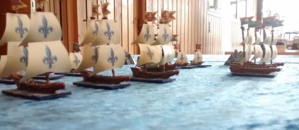 Man o' War: die flotte Flotte