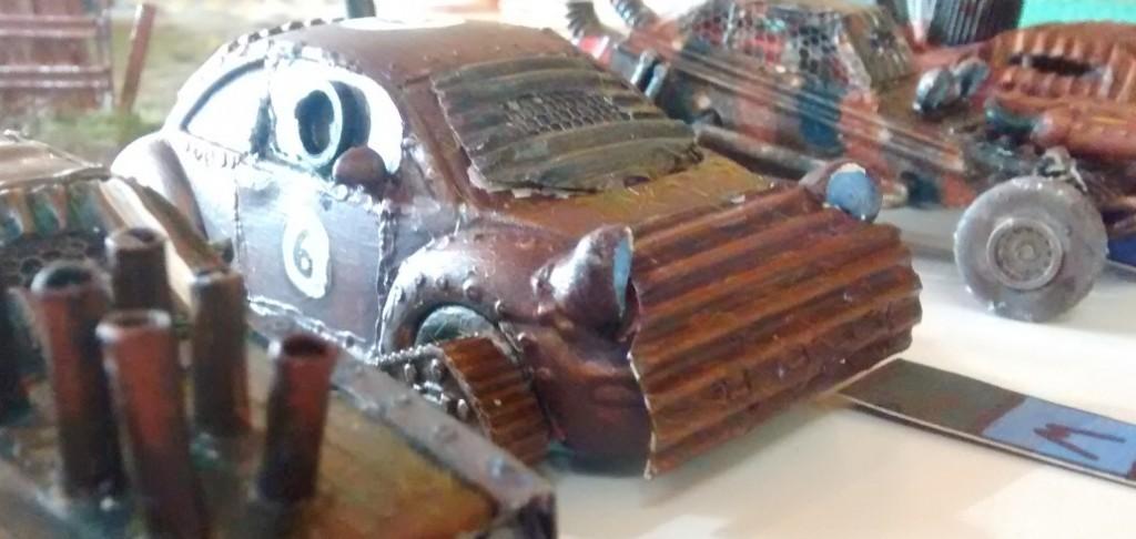 "Pedal to da Metal: der ""Big Bug"" - ein New Beetle"
