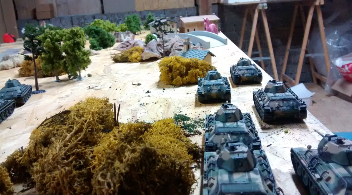 Operation Bagration am 30.04.2016: Granatwerfer-Bataillon 5 vs. 5. Garde-Panzer-Armee Zug-02-r-04