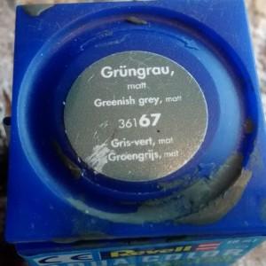 REVELL Aquacolor 361 67 Grüngrau