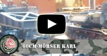 Video: Mörser Karl feuert