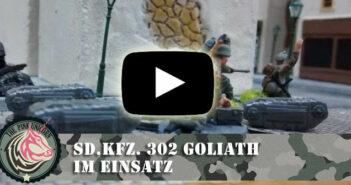 Video: Sd.Kfz. 302 Goliath im Einsatz