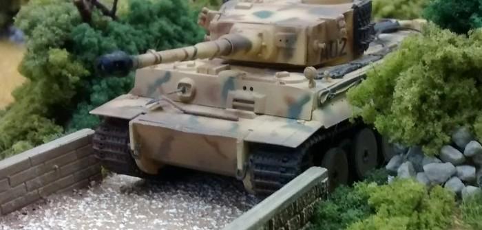 Video: Shermanjagd in Saint-Aubin