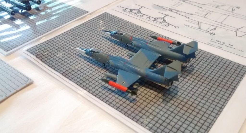 Der Twin F-104G Doppelrumpf-Starfighter