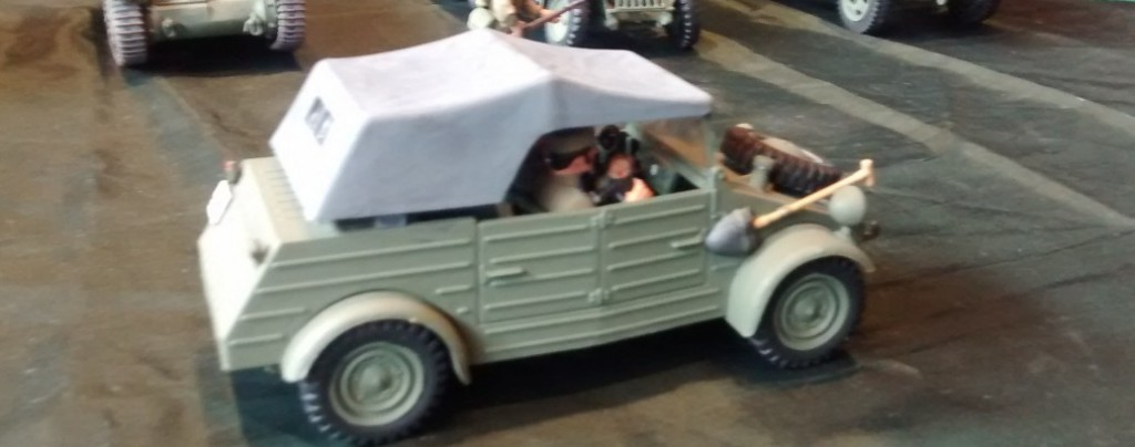 VW Kübelwagen der rumänischen Armee