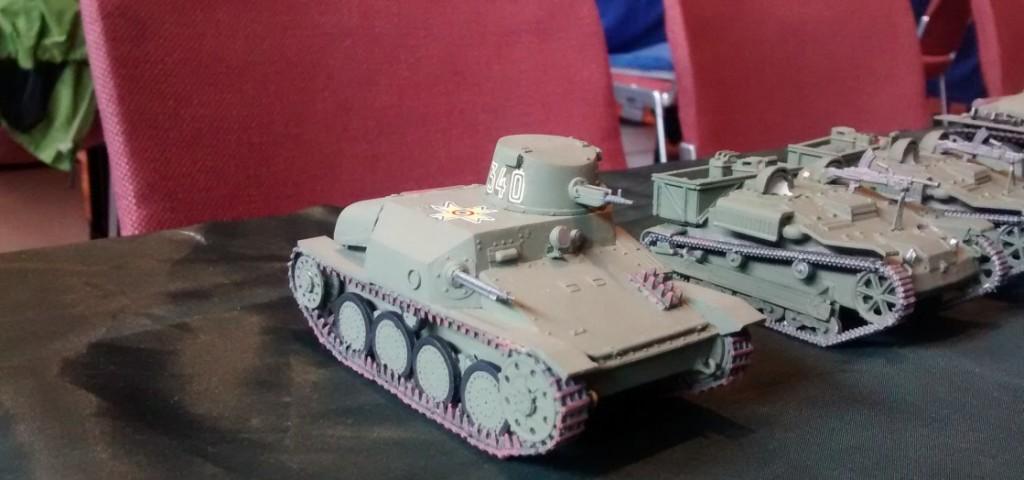 Panzer und Tanketten der rumänischen Armee