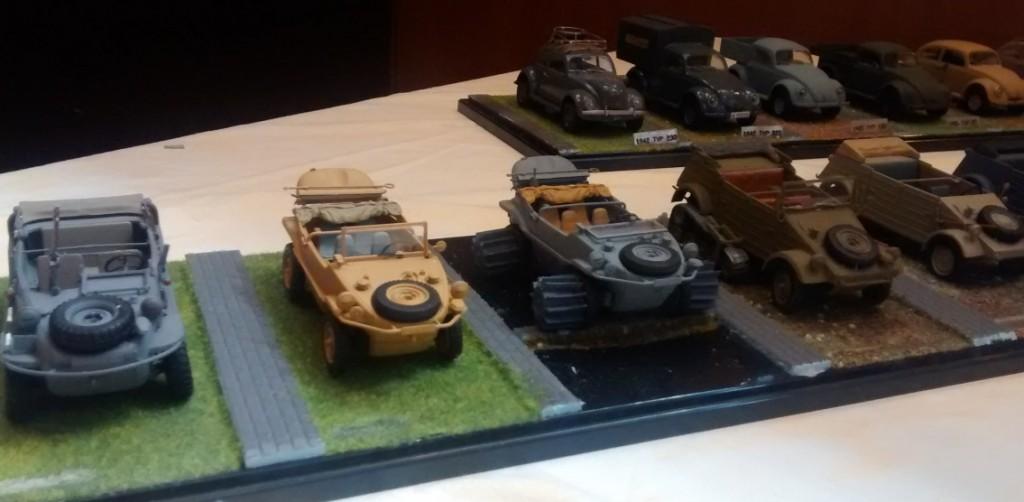 Lecker Schwimmwagen für den Wehrmachtsfreak.