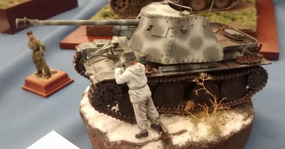Marder III Ausf. H von Tristar mit Friul-Metall-Ketten