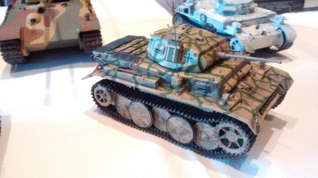 Panzer-Spähwagen II (Sd.Kfz. 123 mit 2-cm-KwK 38) Luchs