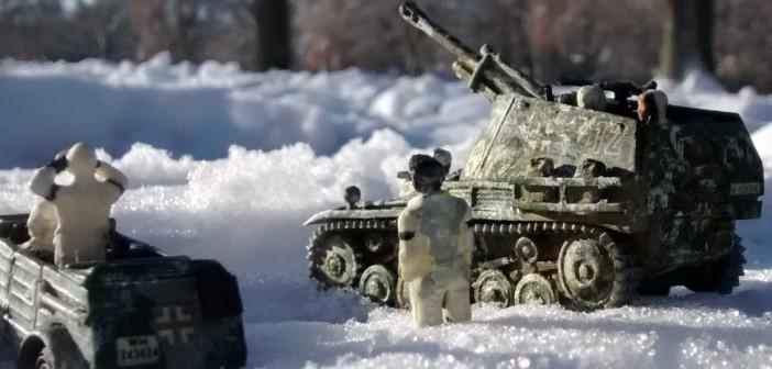 Panzerhaubitze Wespe Sd.Kfz. 124
