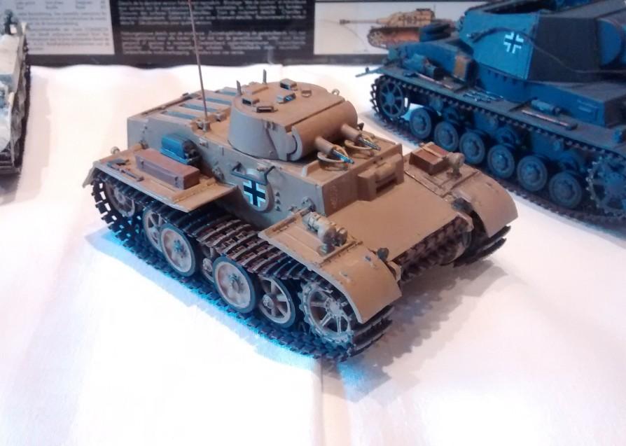 Panzerkampfwagen I Ausf. F / VK 1801