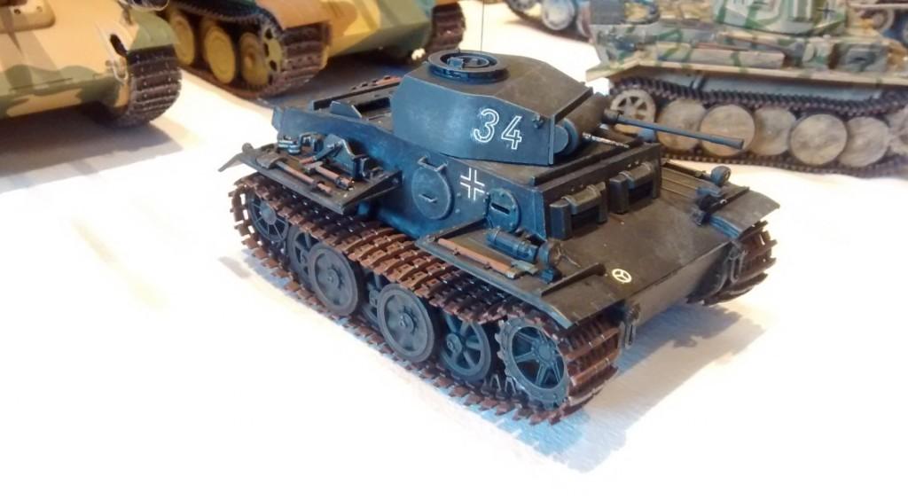 Panzerkampfwagen II Ausf. J