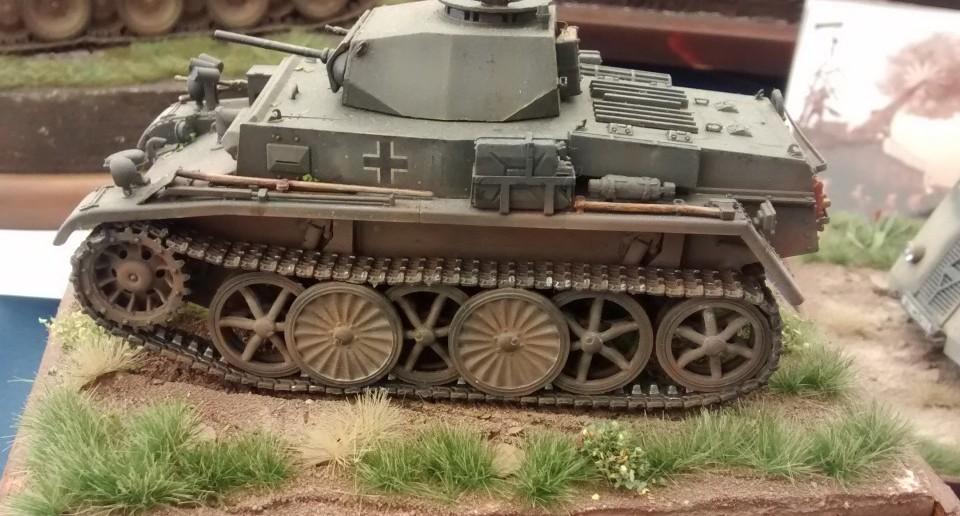 PzKpfw I Ausf. C von Hobby-Boss