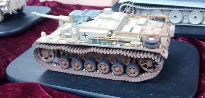 StuG III mit Ostkette