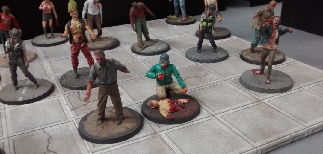 Not yet dead: finest Zombies ever!