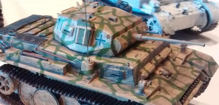 Fotostrecke: Panzer-Spähwagen II (Sd.Kfz. 123 mit 2-cm-KwK 38) Luchs