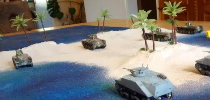 Schlacht um Wake-Island: Pink Unicorn goes Pacific