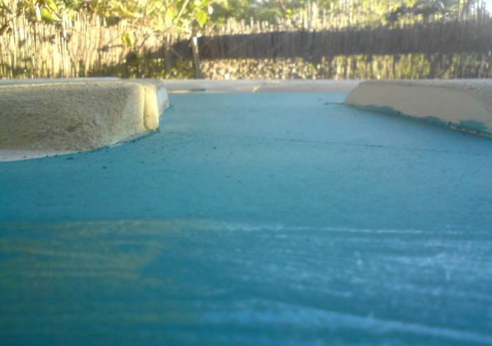Wake-Island mit Blick auf die Wildcat-Bay. (#2)