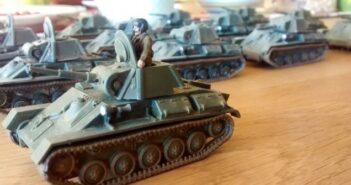 Lend-Lease-Pact #3: 13 PSC Russian Tank T70