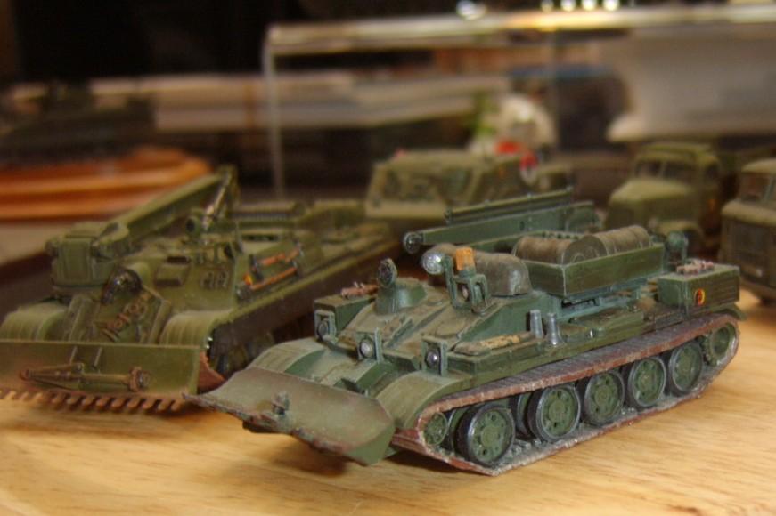 Bergepanzer T-34 der NVA