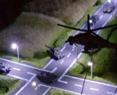 Cold War Commander: sehr geile elektrische Straßenleuchten in 1:285