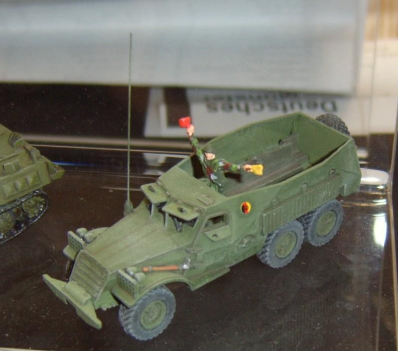 Der Schützenpanzerwagen SPW-152 / BTR-152 der NVA