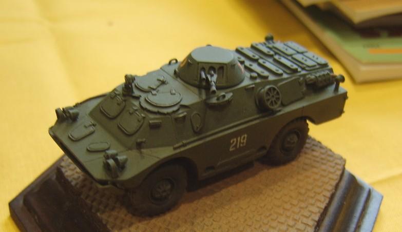 Der Schützenpanzerwagen SPW 40 P der NVA
