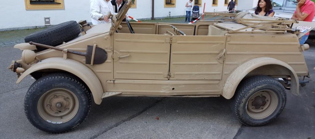 Kübelwagen VW Typ 82
