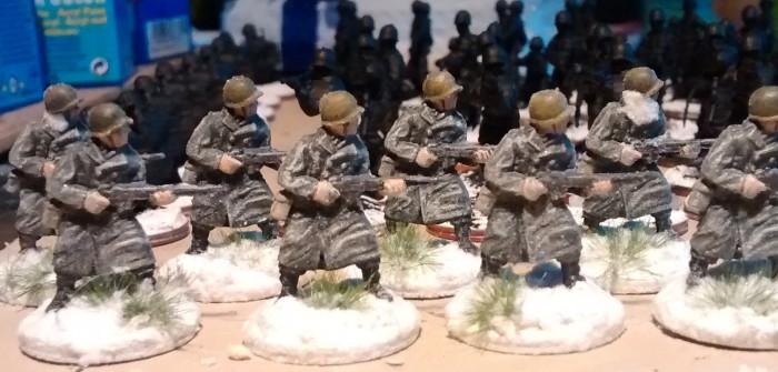 Erste 16 Battle Babies...