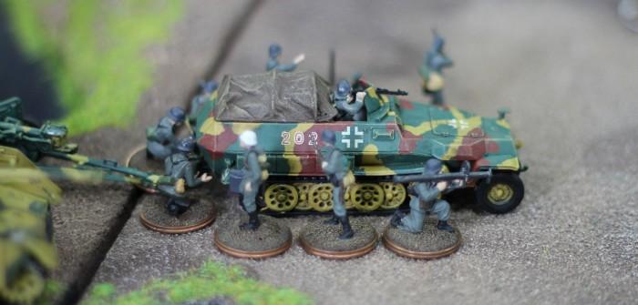Heeresmitteilung HM 181 vom 18.02.1943: Tarnmuster der Wehrmacht