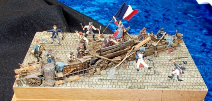 """Auf den Barrikaden von Paris: """"Vive La France!"""""""