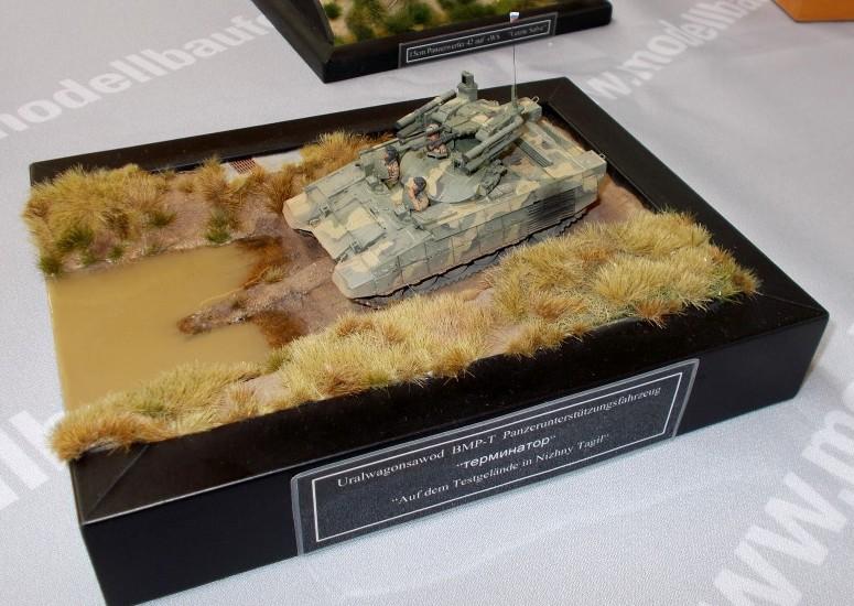 Der Uralwagonsawod BMP-T.