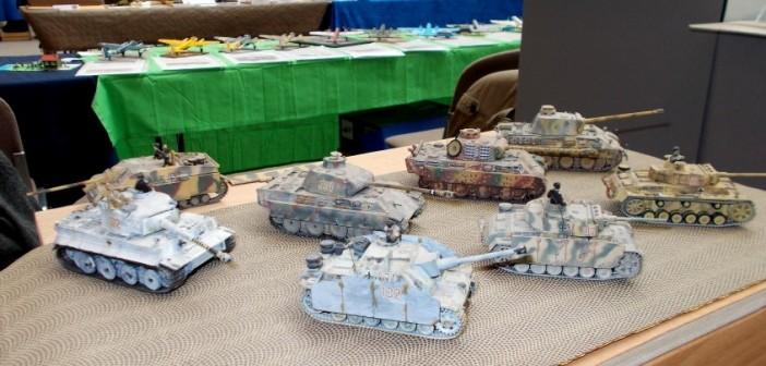 Aber auch hier gibt es für den Sturmi Kleinode zu sehen. Die Panzer III haben es ihm angetan.