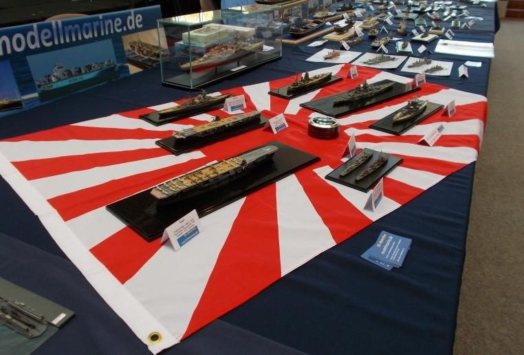 Flugzeugträger und Kreuzer der Kaiserlichen Japanischen Marine