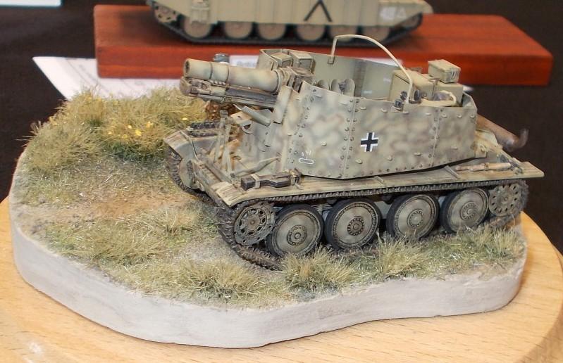"""Geschützwagen 38t """"Grille"""", Ausf. H mit 15cm sIG 33"""
