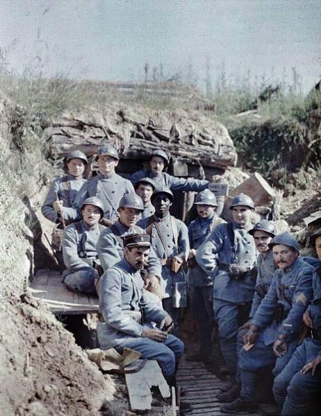 16. Juni 1917: an der Fron bei Hirtzbach