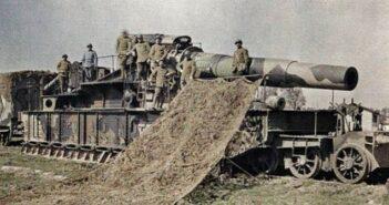 1. Weltkrieg: eine Fotoserie in Farbe.