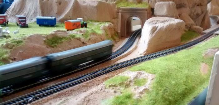Der D-Zug.