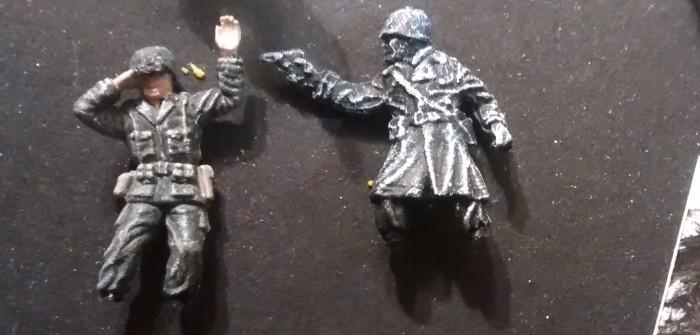 Die Battle Babies der 99th Infantry Division erleiden noch vor dem ersten Gefecht in der Battle of the Bulge ihre ersten Verluste