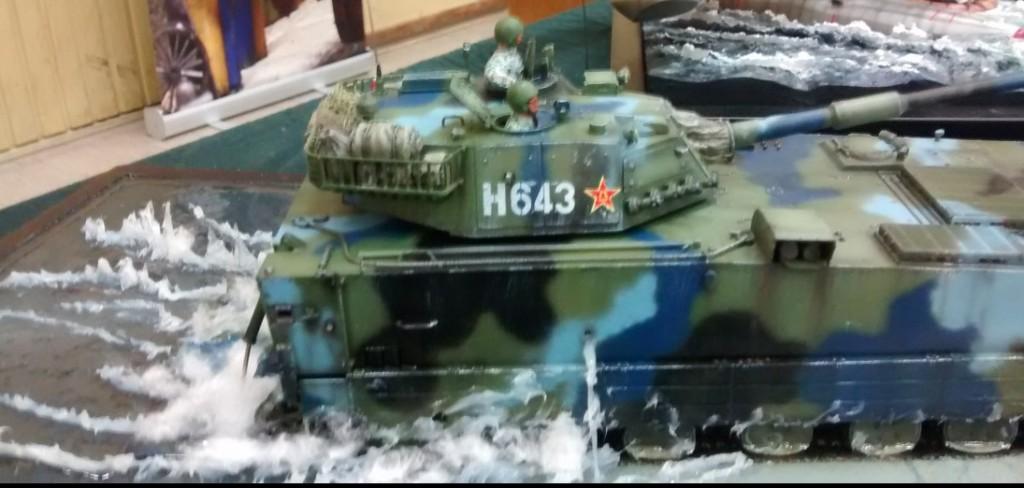 Fahrzeug der Chinesischen Marine Infanterie