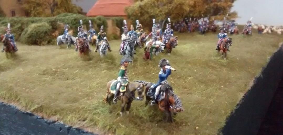 Die Schlacht von Cröbern 1813 von Geschichte in Miniaturen e.V.