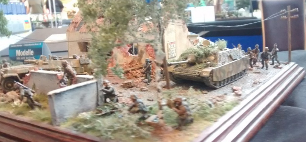 Ein weiteres Diorama der Kurpfälzer Figurenfreunde