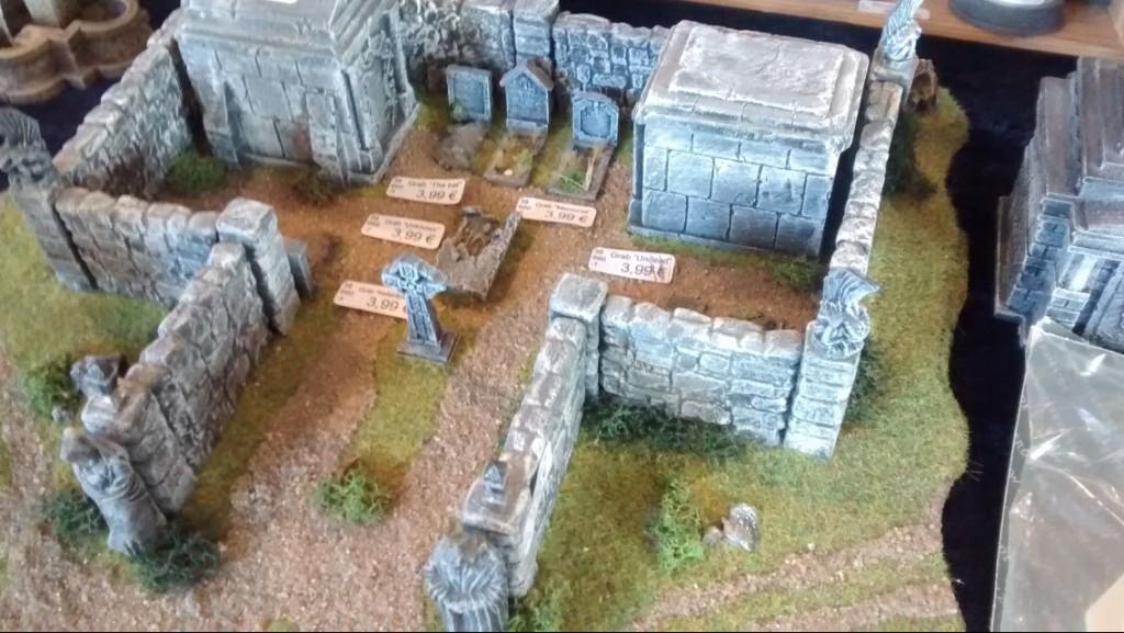 Das Grab der Undead mit Löwenköpfen von Thomarillion.
