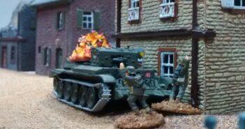 Battle-Report: Einnahme von Beuvron-en-Auge durch alliierte Fallschirmjäger