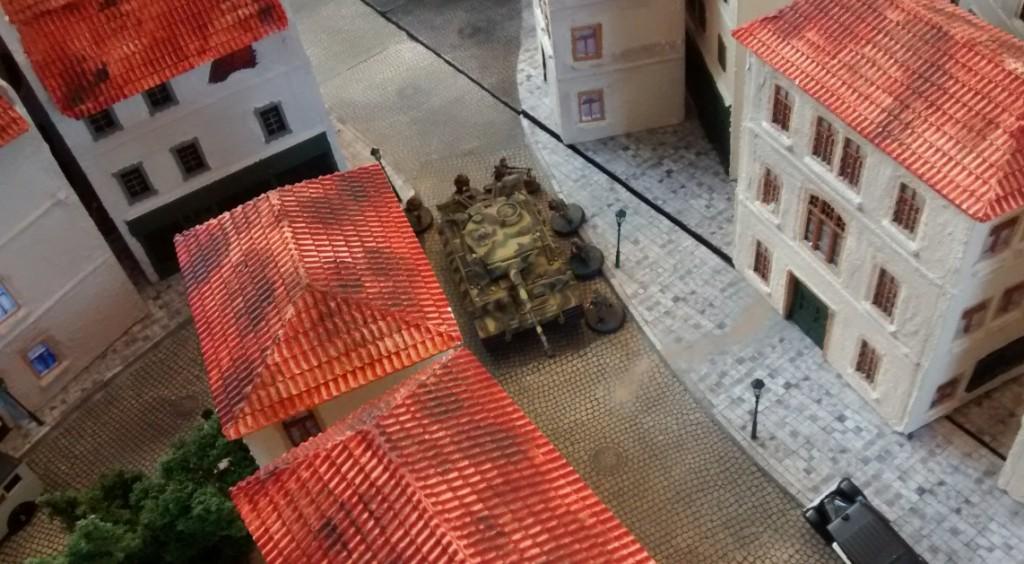 Tankrider gab es mehr als nur einmal zu sehen. Auf beiden Seiten wurden die Spieler des Geschwindigkeitsvorteils beim Infanterietransport per Tank schnell gewahr.