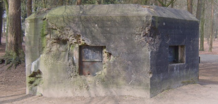 Kazemat 95 S: der Bunker im Overloon Oorlogs Museum