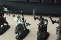 Warg Half Orcs von Dark Alliance (#72016)